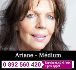 Ariane Médium