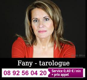 Fany tarologue sans CB