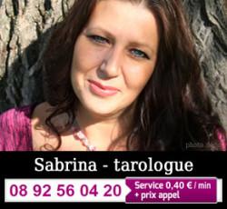 Sabrina tarologue sans CB